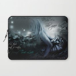 SATIN Laptop Sleeve