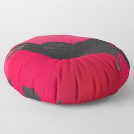 Nevermore Floor Pillow