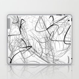 Crazy lines Laptop & iPad Skin