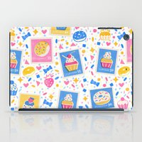 cupcakes iPad Cases featuring Cupcakes by Hui_Yuan-Chang