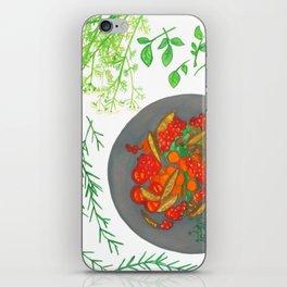 Simple Taste iPhone Skin