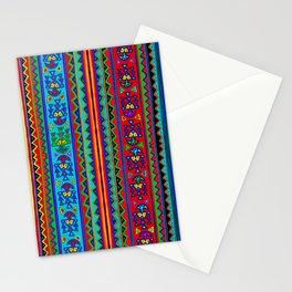 Inca Tribal Pajaros Stationery Cards