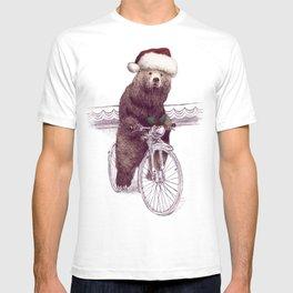 A Barnabus Christmas T-shirt