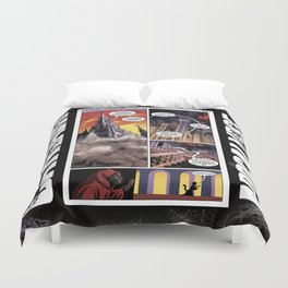 Cathair Apocalypse 01-11 Duvet Cover
