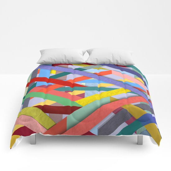Abstract #288 Comforters