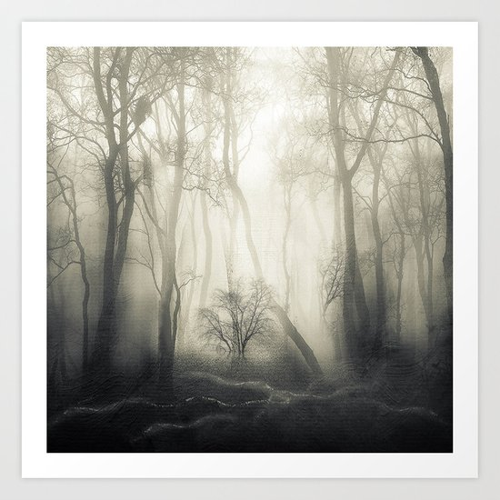 These Dreams... Art Print