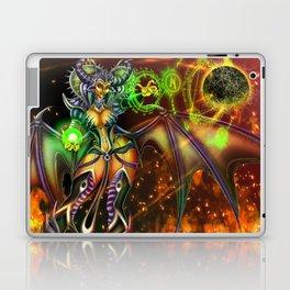 The Demon Queen Laptop & iPad Skin