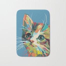 Cat Hope Bath Mat