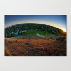 Boise Summer Solstice Canvas Print
