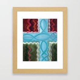 Ichthys Framed Art Print