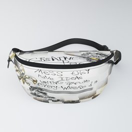 Creative Fanny Pack