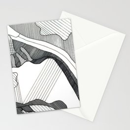 P A T T E R N Stationery Cards