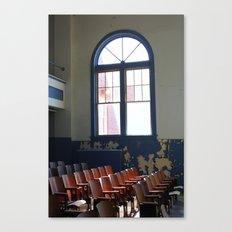 old schoolhouse Canvas Print