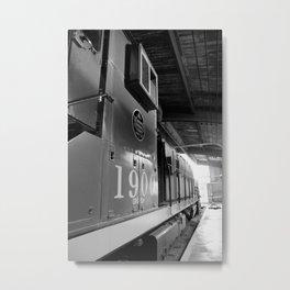 Engine 1900 Metal Print