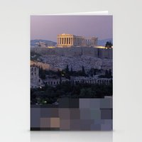 greece Stationery Cards featuring Greece by ''CVogiatzi.