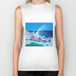 Surf Boat Rowers Biker Tank