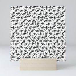 Scorpion Scatter Mini Art Print