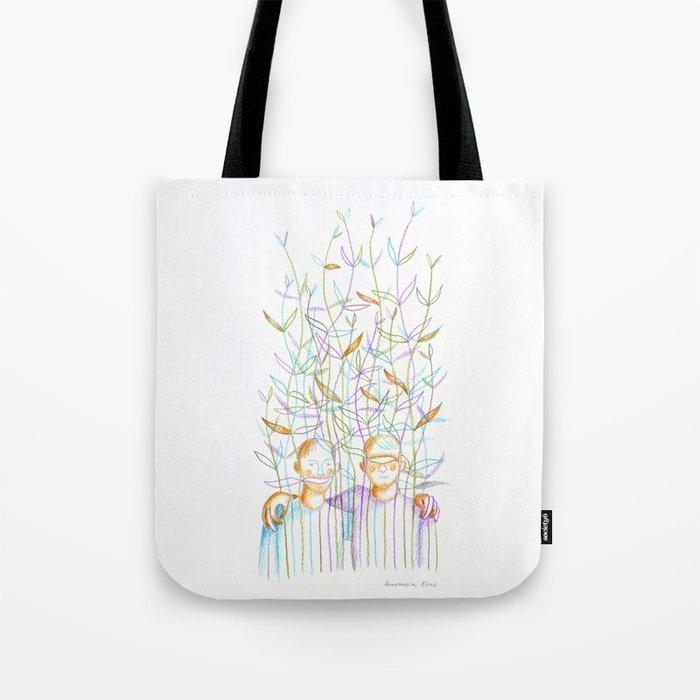 Young plants (Jeunes pousses) Tote Bag