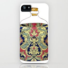 bottled happiness iPhone Case