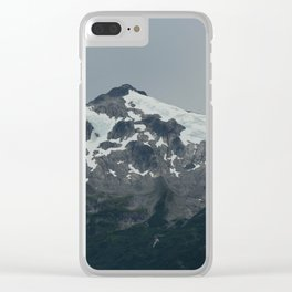 This is a Mountain Clear iPhone Case