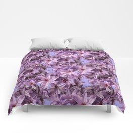 Hyacinth Comforters