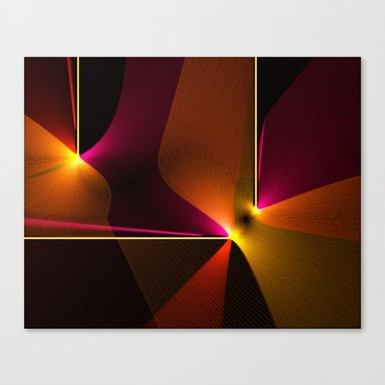 Corolla Canvas Print