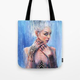 THE MIRROR OF REASON Tote Bag
