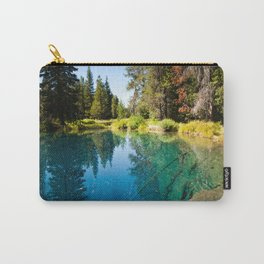 Little Crater Lake Carry-All Pouch