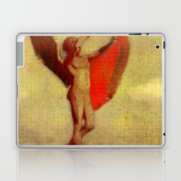 "Odilon Redon ""Icarus"" Laptop & iPad Skin"
