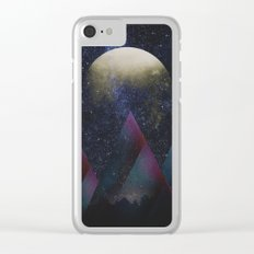 I will always follow you Clear iPhone Case