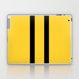 Bruce Bee Bumble Lee Stripes Laptop & iPad Skin