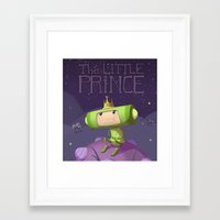 katamari Framed Art Prints featuring Katamari Damacy by Dave Armstrong