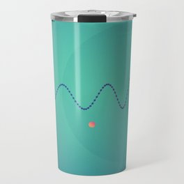 Doppler Effect - Bravo - Science Series Travel Mug
