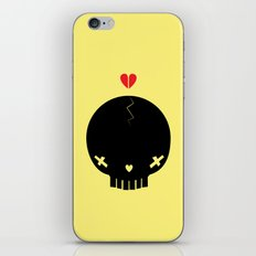 HEART BREAKER - ed. fact iPhone & iPod Skin