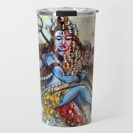 Shiva Shakti Travel Mug