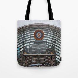 Glasgow city Tote Bag