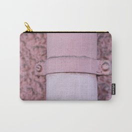 piping pink Carry-All Pouch