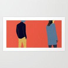 TOGETHER-9 Art Print