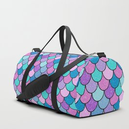 Sparkle Scales Duffle Bag