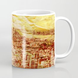 NYC Texture Coffee Mug