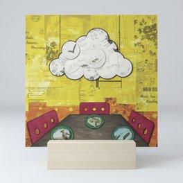 Main Dish Mini Art Print