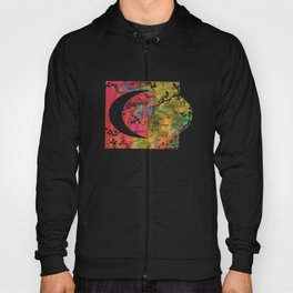Color Forest Hoody