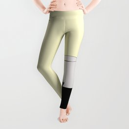 Your Yellow Quirky Cats  Leggings