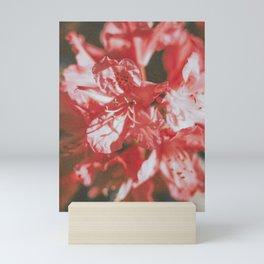 spring flowers v Mini Art Print