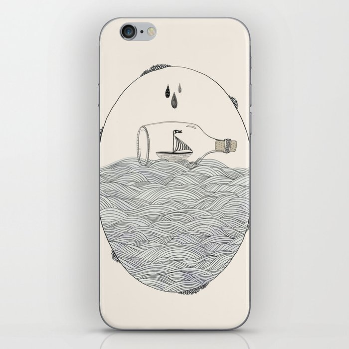 SEABOUND iPhone Skin