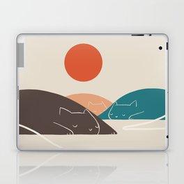 Cat Landscape 1 Laptop & iPad Skin
