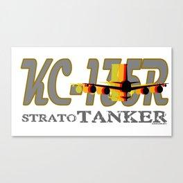KC-135R Shadows Canvas Print