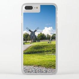 Saaremaa 1.9 Clear iPhone Case