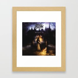 KING DIAMOND ABIGAIL THE REVENGE TOUR DATES 2019 JARJIT Framed Art Print
