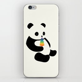 Panda Dream iPhone Skin